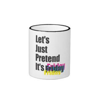 Friday Ringer Mug