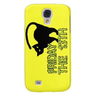 Friday The 13th - Bad Luck Day Superstition Galaxy S4 Case