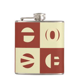 #Fridaynight love typography flask