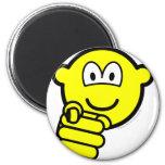 Pointing buddy icon   fridge_magents_magnet