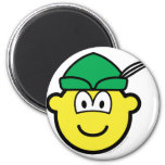 Robin Hood buddy icon   fridge_magents_magnet