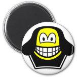 Shakespeare smile   fridge_magents_magnet