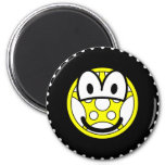 Tire emoticon   fridge_magents_magnet