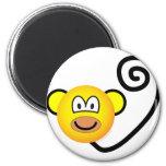 Monkey emoticon   fridge_magents_magnet