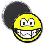 Nervous smile   fridge_magents_magnet