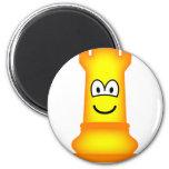 Rook Chess emoticon  fridge_magents_magnet