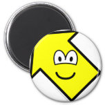 Up left buddy icon arrow  fridge_magents_magnet