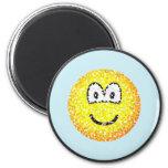 Petri dish emoticon   fridge_magents_magnet
