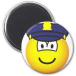 Cop emoticon   fridge_magents_magnet
