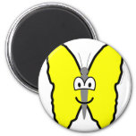 Butterfly buddy icon   fridge_magents_magnet