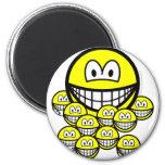 Babysitting smile   fridge_magents_magnet