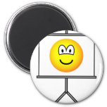 Projected emoticon   fridge_magents_magnet