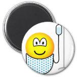 Hospital emoticon   fridge_magents_magnet