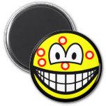 Acne smile   fridge_magents_magnet