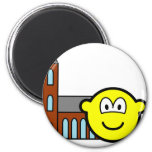 Church going buddy icon   fridge_magents_magnet