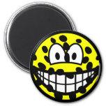 Cheetah smile   fridge_magents_magnet
