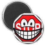 Stop sign smile   fridge_magents_magnet