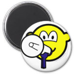 Megaphone buddy icon new  fridge_magents_magnet