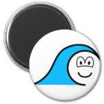 Tidal wave buddy icon   fridge_magents_magnet