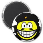 Che Guevara smile   fridge_magents_magnet