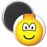 Lego emoticon   fridge_magents_magnet