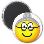 Grandma emoticon   fridge_magents_magnet