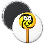 Lollipop emoticon   fridge_magents_magnet
