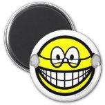 Grandpa smile   fridge_magents_magnet
