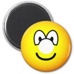 Donut emoticon   fridge_magents_magnet