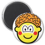 Clown buddy icon   fridge_magents_magnet