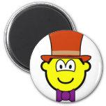 Willy Wonka buddy icon   fridge_magents_magnet