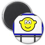Billboard buddy icon   fridge_magents_magnet
