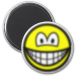 Blurry smile   fridge_magents_magnet
