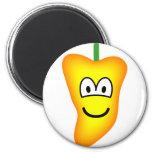 Chili pepper emoticon   fridge_magents_magnet