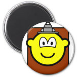 Clipboard buddy icon   fridge_magents_magnet