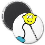 Vacuum cleaner buddy icon   fridge_magents_magnet