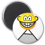 Mountaineer buddy icon   fridge_magents_magnet