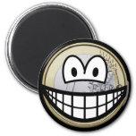 Euro coin smile   fridge_magents_magnet