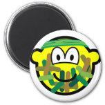 Gecamoufleerde buddy icon   fridge_magents_magnet