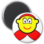 Little red riding hood buddy icon   fridge_magents_magnet