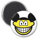 Disney world smile   fridge_magents_magnet