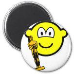 Oscar winning buddy icon   fridge_magents_magnet