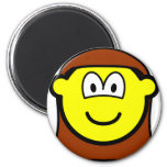 Mullet buddy icon   fridge_magents_magnet