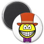 Willy Wonka smile   fridge_magents_magnet