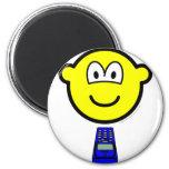 Texting buddy icon   fridge_magents_magnet