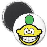 Willem Tell smile   fridge_magents_magnet