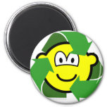 Recycle buddy icon version II  fridge_magents_magnet