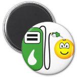 Filling up emoticon   fridge_magents_magnet