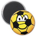 EK 2000 emoticon (if you like soccer)  fridge_magents_magnet