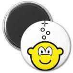 Drunk buddy icon   fridge_magents_magnet
